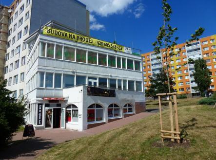 Prodej - obchodní prostor, 561 m²
