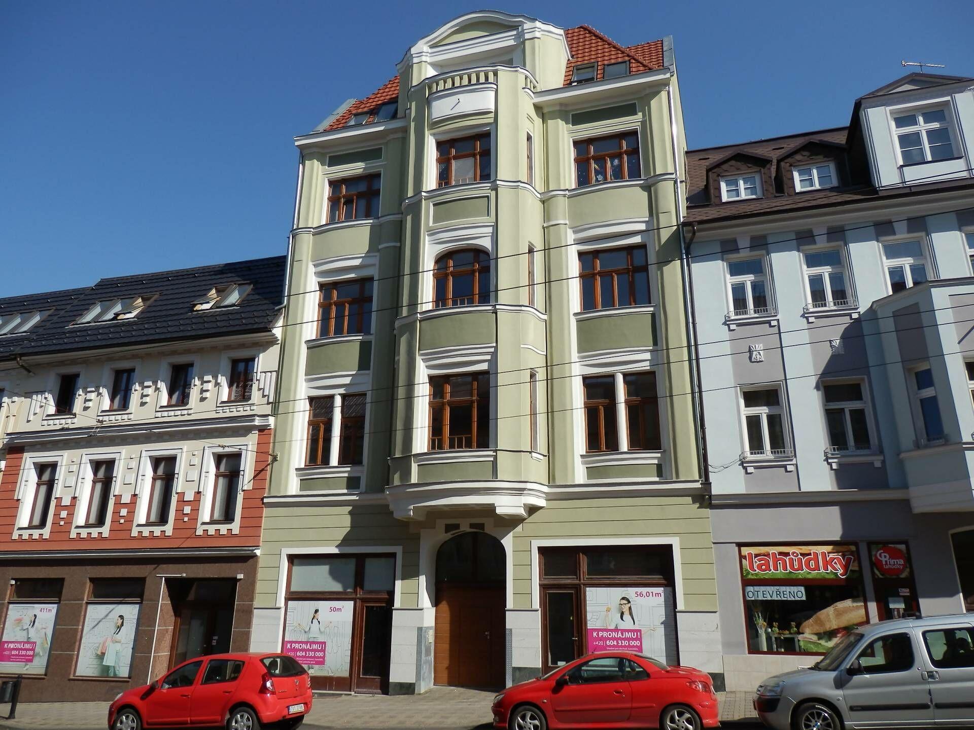 Obchodní prostory Teplice, Masarykova 30