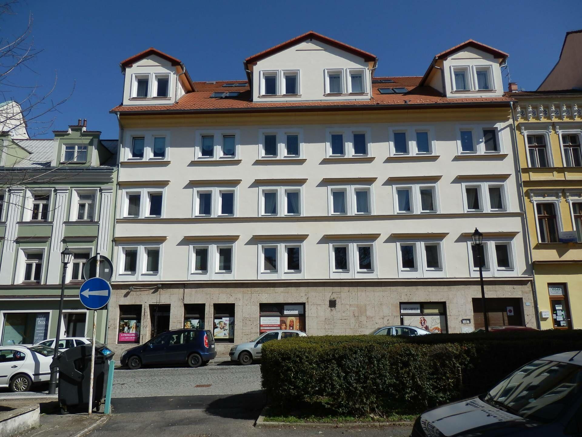 Obchodní prostory Teplice, Dlouhá 65, 262m2