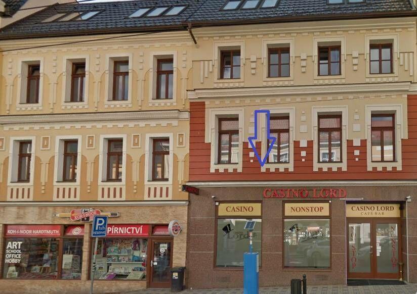 Obchodní prostory Teplice, Masarykova 32