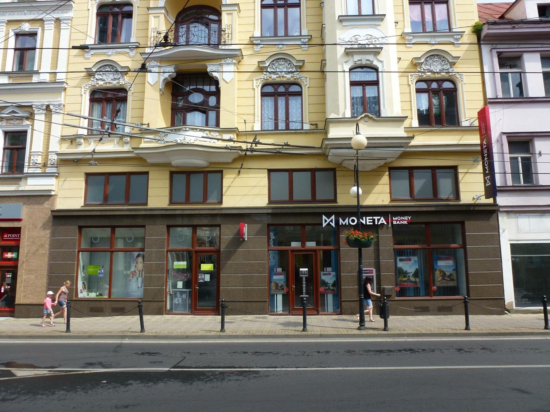 Obchodní prostory Teplice, Masarykova 8
