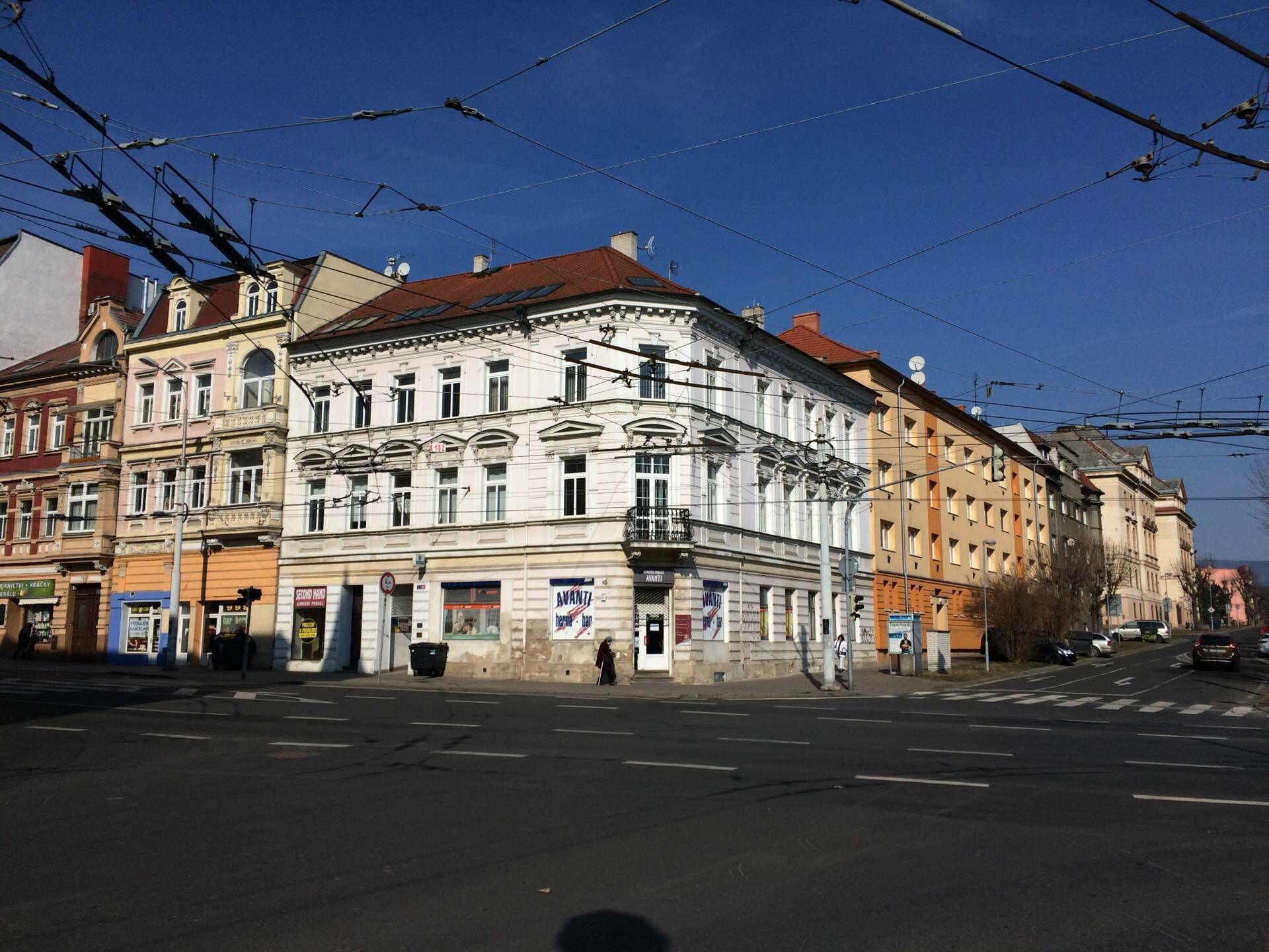 Kancelářské prostory Teplice, Duchcovská 899/2, 252m2