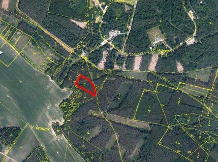 Pronájem - pozemek, zemědělská půda, 5928 m²