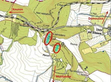 Pronájem - pozemek, zemědělská půda, 13429 m²