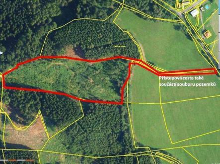 Pronájem - pozemek, zemědělská půda, 23809 m²