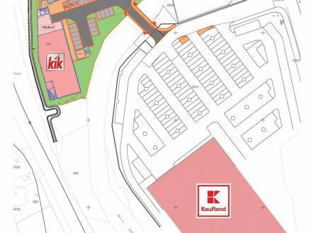 Pronájem - obchodní prostor, 135 m²