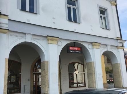 Pronájem - kanceláře, 188 m²