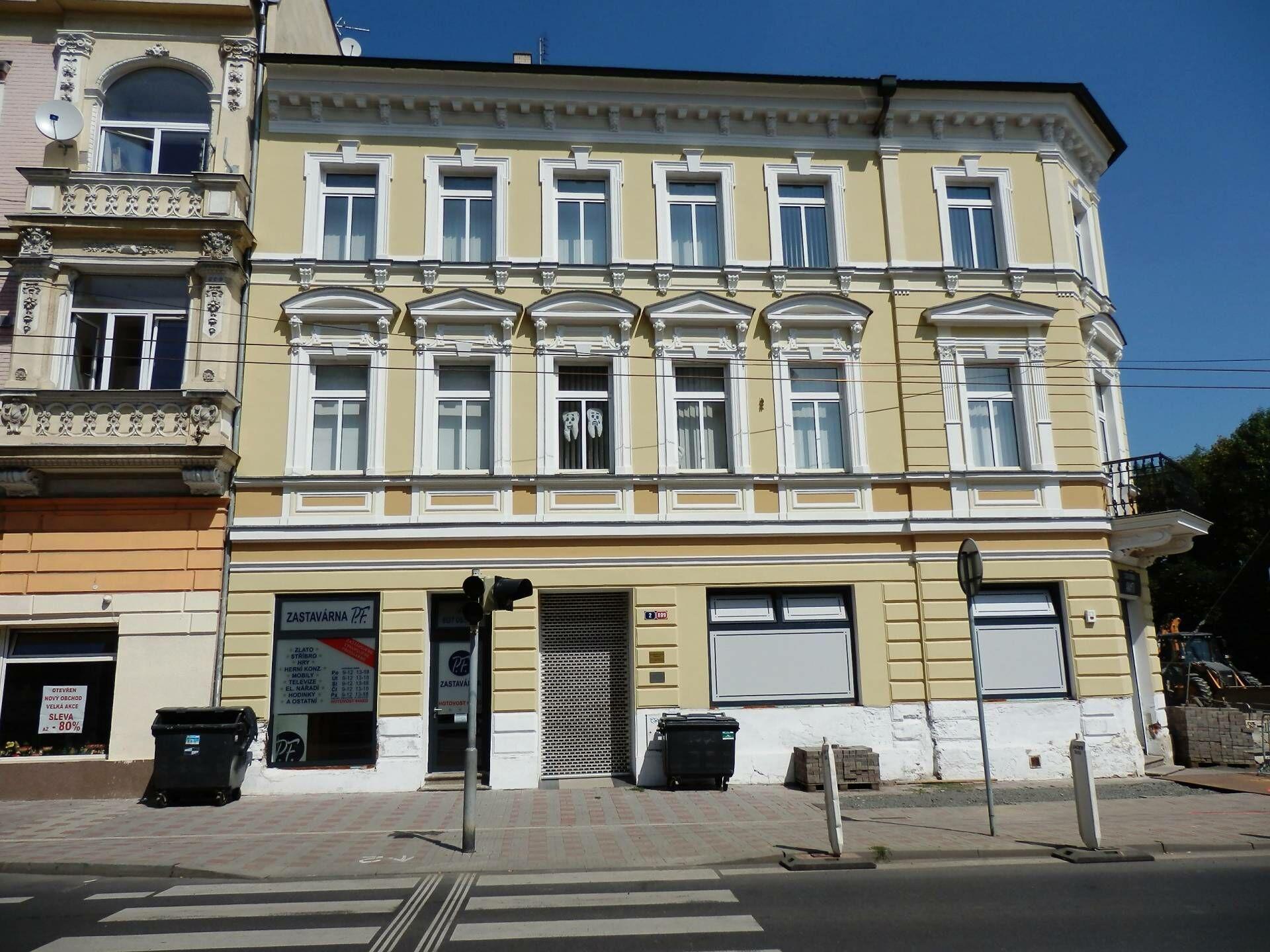 Nabízíme k pronájmu Obchodní prostory Teplice, Duchcovská 899