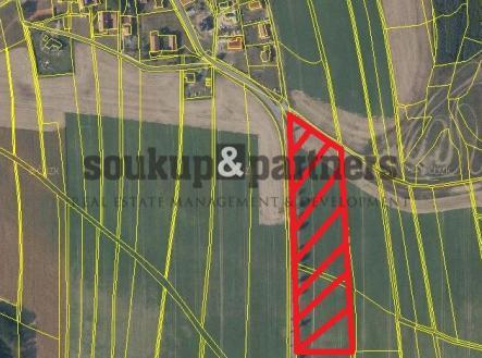Prodej - pozemek, zemědělská půda, 22043 m²