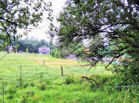 . | Prodej - pozemek, zahrada, 1288 m²