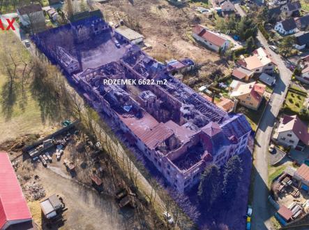 Pozemek | Prodej - historický objekt, 6622 m²