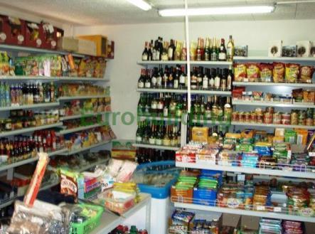 . | Prodej - obchodní prostor, 54 m²
