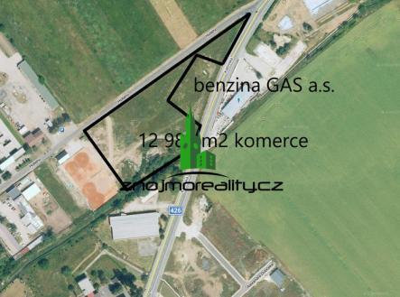 Holíč 2 | Prodej - pozemek pro komerční výstavbu, 12980 m²