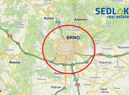 mapa | Prodej - pozemek pro bydlení, 33001 m²