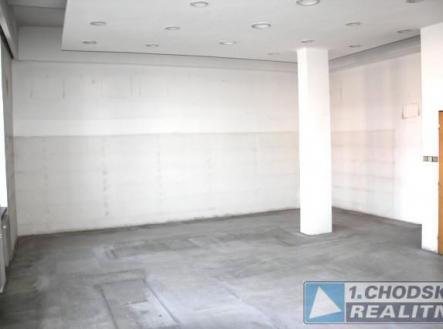 . | Pronájem - obchodní prostor, 86 m²