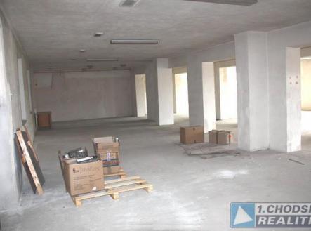 . | Pronájem - obchodní prostor, 380 m²