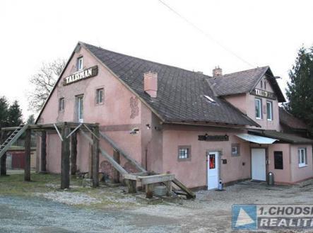 . | Prodej - zemědělský objekt, 1490 m²