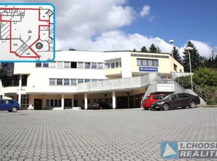 . | Pronájem - obchodní prostor, 115 m²