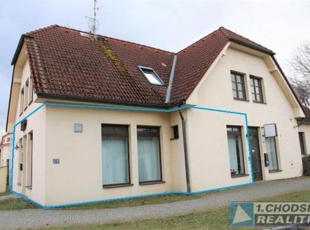 . | Pronájem - kanceláře, 78 m²