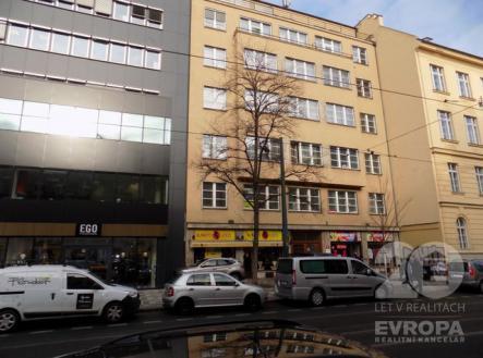 1 | Pronájem - obchodní prostor, 135 m²