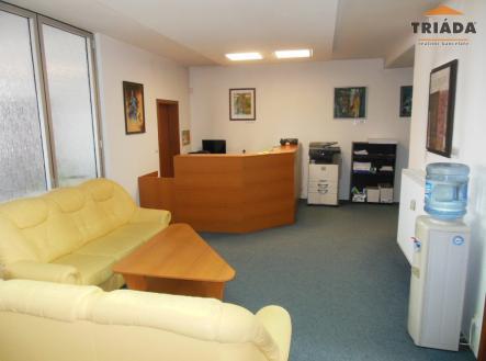 Pronájem - kanceláře, 125 m²