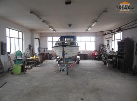 Prodej - komerční objekt, výroba, 330 m²