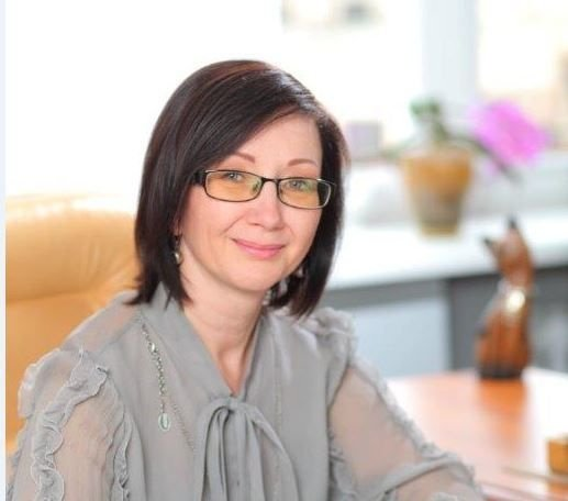 JUDr. Oxana Zamkina