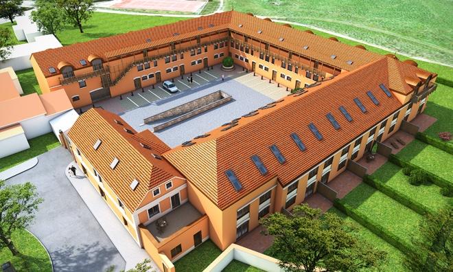 Nové byty Statek Šeberov