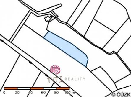 Bosyně zahrada 1265 | Prodej - pozemek, zahrada, 7974 m²