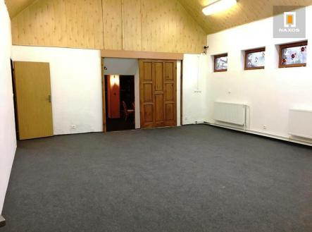 Pronájem - výrobní prostor, 166 m²
