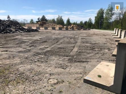 Pronájem - pozemek pro komerční výstavbu, 5000 m²