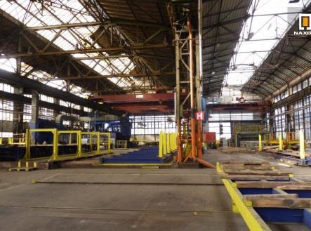 Pronájem - skladovací prostor, 350 m²