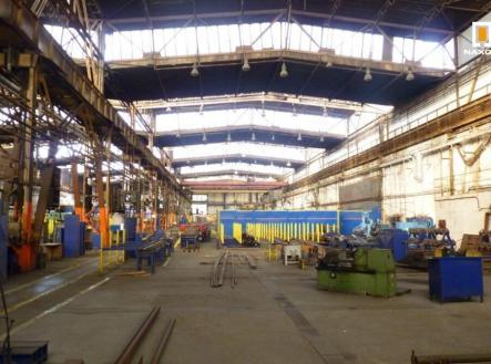 Pronájem - výrobní prostor, 350 m²