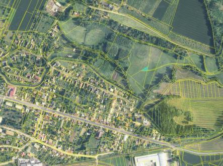 foto: 1 | Prodej - pozemek, trvalý travní porost, 288 m²