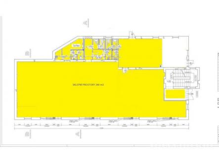 fotografie | Pronájem - obchodní prostor, 240 m²