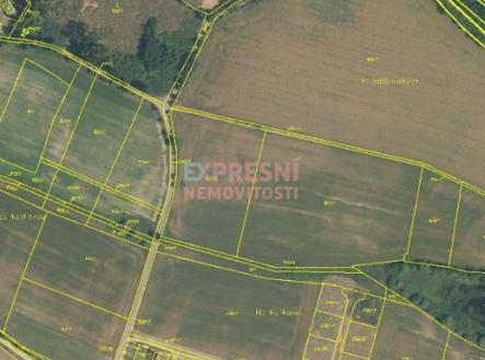 ortomapa | Prodej - pozemek pro bydlení, 13166 m²