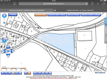 IMG_2781 mapa.jpg | Prodej - pozemek pro komerční výstavbu, 8489 m²
