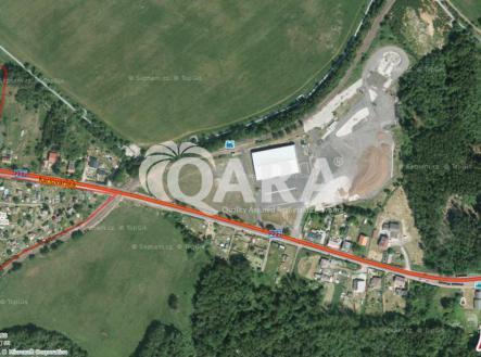 mapy Mírová.jpg | Prodej - pozemek pro komerční výstavbu, 8489 m²