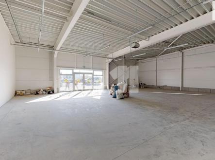 6 | Pronájem - komerční objekt, obchodní centrum, 351 m²