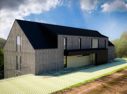 Prodej - chata/rekreační objekt, 676 m²