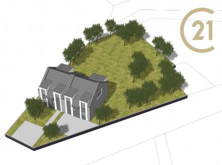 Z1   Prodej - pozemek pro bydlení, 1075 m²