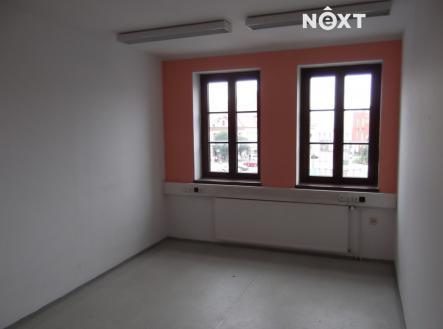 Pronájem - komerční objekt, administrativní budova, 63 m²