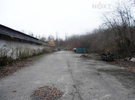 Pronájem - pozemek pro komerční výstavbu, 500 m²