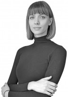 Bc. Olga Andriyevska