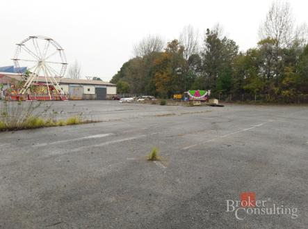 Pronájem - pozemek pro komerční výstavbu, 3000 m²
