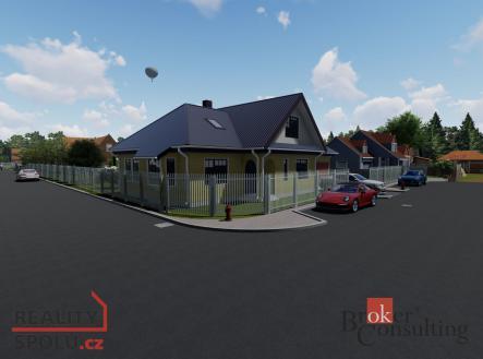 Prodej - pozemek pro bydlení, 738 m²