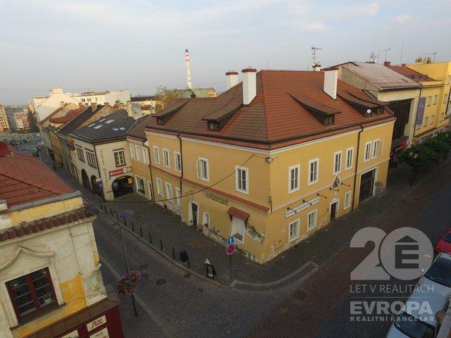 Kolín, prodej polyfunkčního domu, ul. Kutnohorská