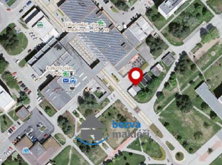 mapy | Prodej - obchodní prostor, 35 m²
