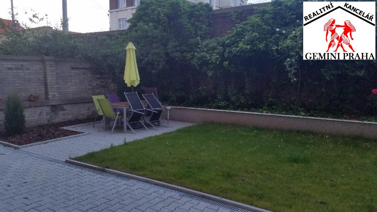 Pronájem  bytu 2+1/L (56m2), 5. Května, Praha 4 - Nusle