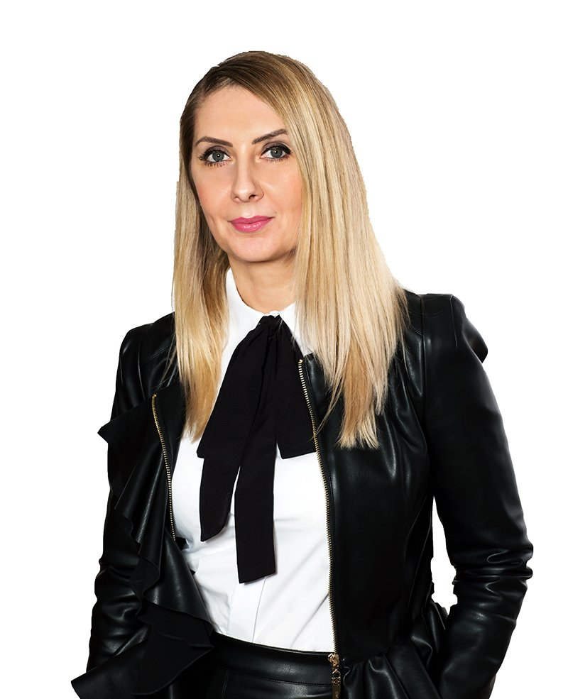Andriana Tymko (Klientská linka)